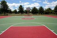 Sports Court Floor