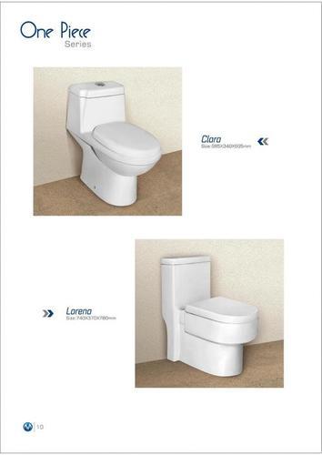 Ceramic Toilet