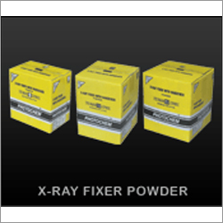 X-ray Fixer Manual Powder