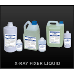 X-Ray Chemicals