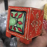 Handmade Spice Box