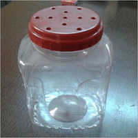 Small Stylish Cap Pet Jar