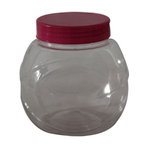 Transparent Pet Jar