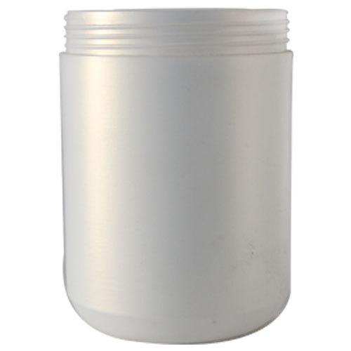 HDPE Plastic Pet Jar