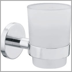 SS Single Toothbrush Holder