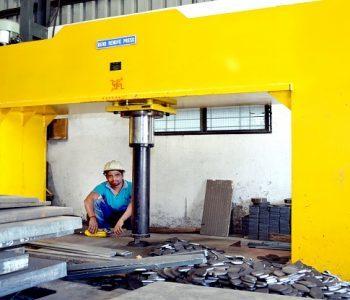CNC Gas Plate Cutting Service