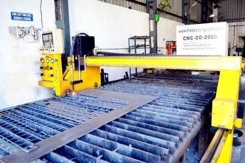 Metal Cutting CNC Machine