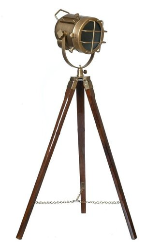 Antique Tripod Lamp