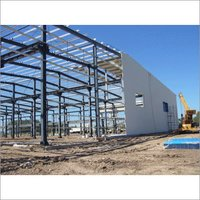 Prefab Steel Building Structure