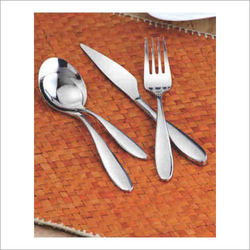 Unique Steel Cutlery Set