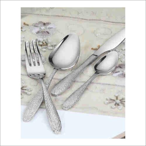 24 Pcs SS Cutlery Set