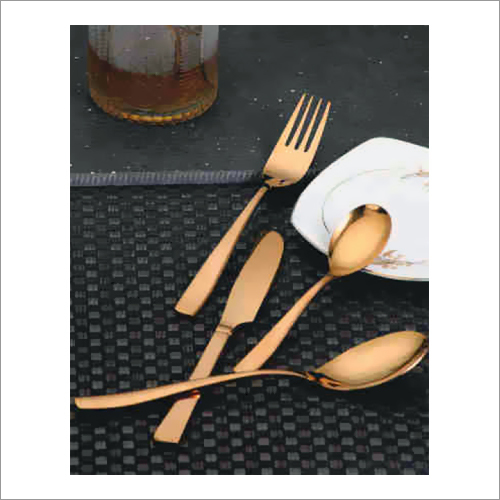 Titanium Coated Cutlery