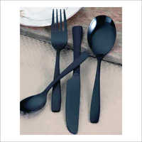 Titanium Coated Cutlery Set