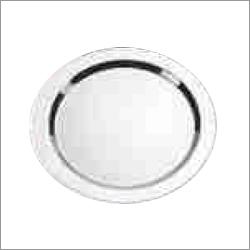 Steel Serving Plate