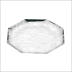 Hexagon Salad Tray (Hammered)