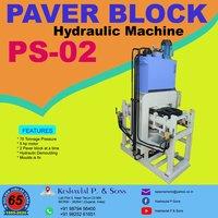 Hydraulic Paver Block Plant