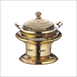 Brass Flat Handi Set