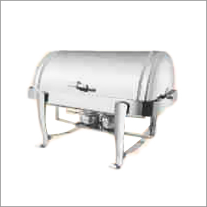 Rectangular Roll Top Chafing Dish With CP Legs