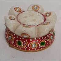 Decorative Marble Incense Stick Holder