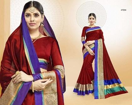 Cotton Wiving Saree