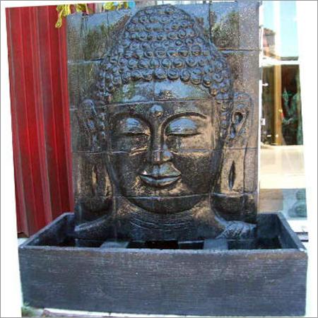 Blackstone Buddha Fountain