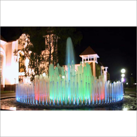 Outdoor Static Fountain