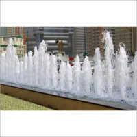 Static Designer Water Fountain