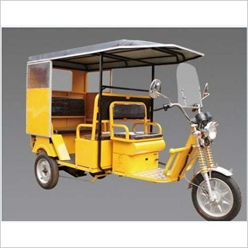 ICAT Homologation Consultant For E-Rickshaw