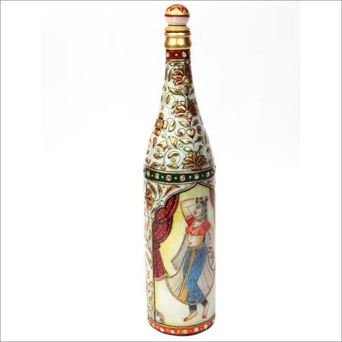 Marble Fancy Bottles