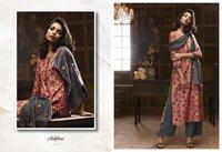 Printed Long Sleeve Salwar Kameez