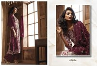 Trendy Cotton Satin Salwar Suit