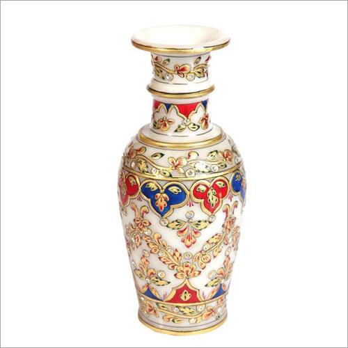 Decorative Marble Flower Vase