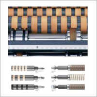Recoationg Of Paper Folding Machine Rollers