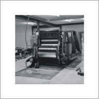 Heidelberg Printing Machinery Removal