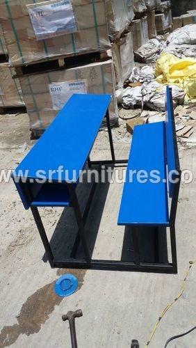 3 Seater Classroom Desk