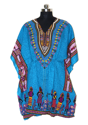 Digital Printed Kaftan