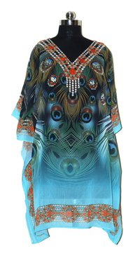 Fancy Kaftan Dress
