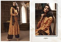Long Length Printed Salwar Kameez