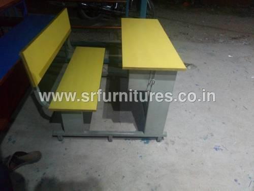 Dual Desk Furniture For Schools