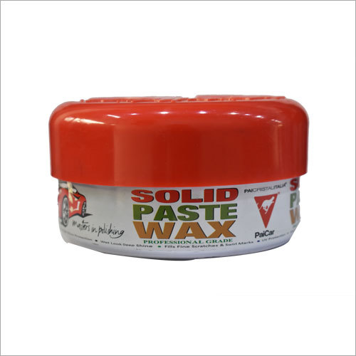 Solid Paste Wax