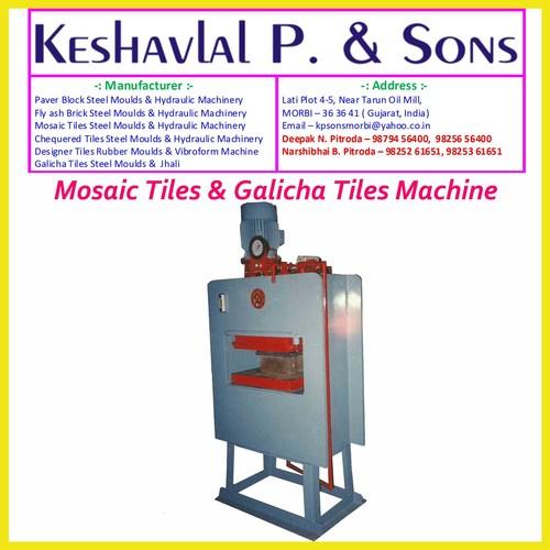 Mosaic Tiles Machine