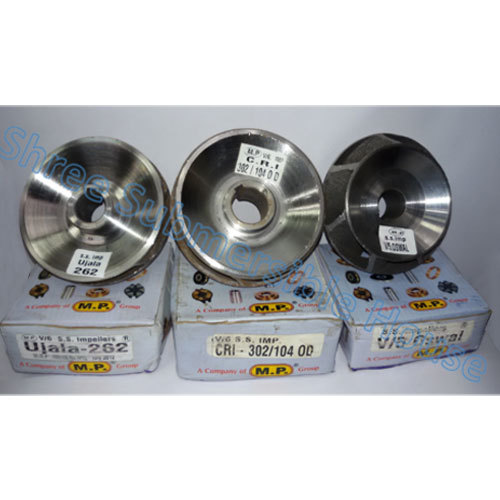 MP SS Impellers