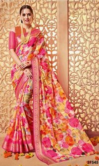 Rose Designer Party Wear Saree