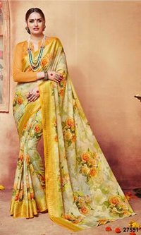Modern Designed Saree