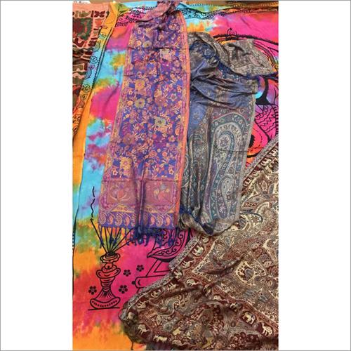 Handmade Printed Stole