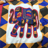 Hand Embroidery Bed Sheet