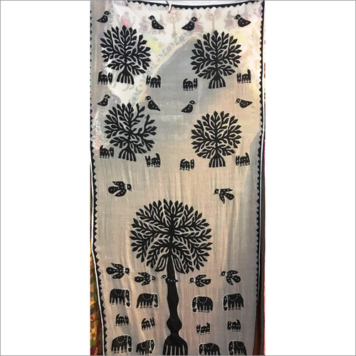 Hand Painted Wall Hanging Tapestry