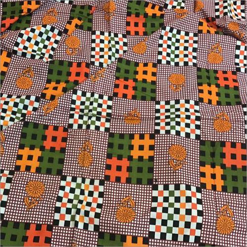 Handmade Printed Bedsheet