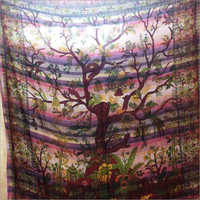 Handicraft Bed Sheets