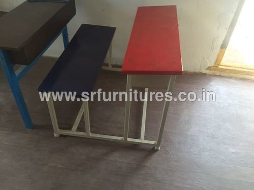 Multi Color Class Benches